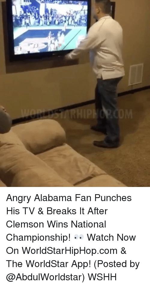 Alabama Fan