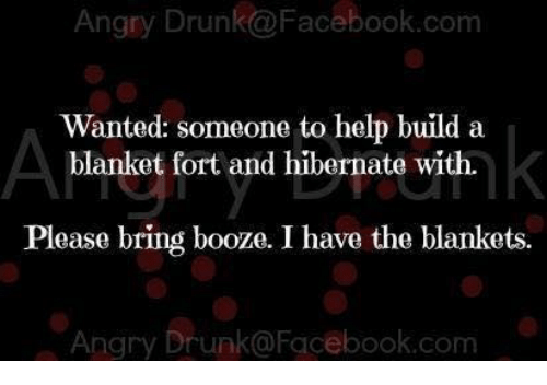 Angry Drunk Facebookcom Wanted Someone to Help Build a