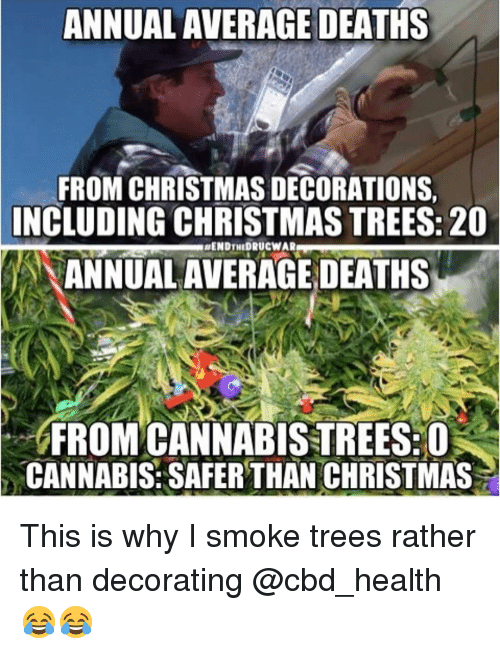 memes smoking and christmas tree annual average deaths from christmas decorations including - Christmas Decorating Meme