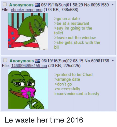 Pepe dating