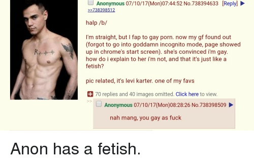 Straighty Gets Convinced Gay