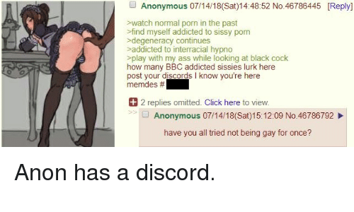 Siisy goes bbc