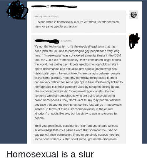 Is homosexuality considered a mental illness