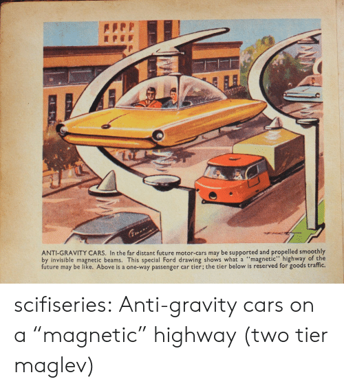 Be Like Cars And Future Anti Gravity In The Far