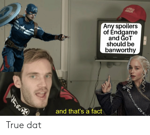 c27d95f717a9 Any Spoilers of Endgame and Gol Should Be Banworthy and That s a ...