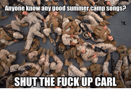 Summer camp fuck