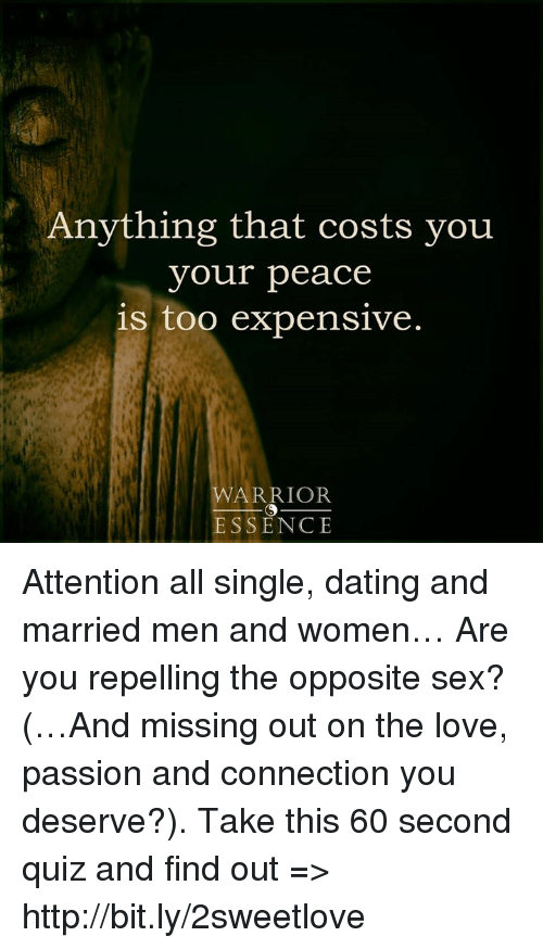 Costs of dating
