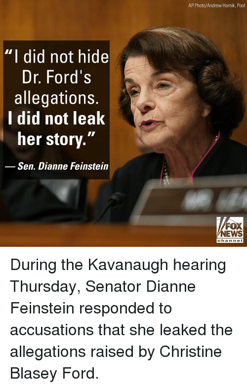 Memes, News, and Ford: AP Photo/Andrew Harnik, Pool  "