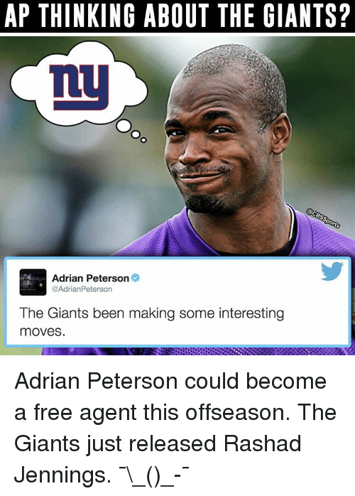 Adrian Peterson Saints Meme
