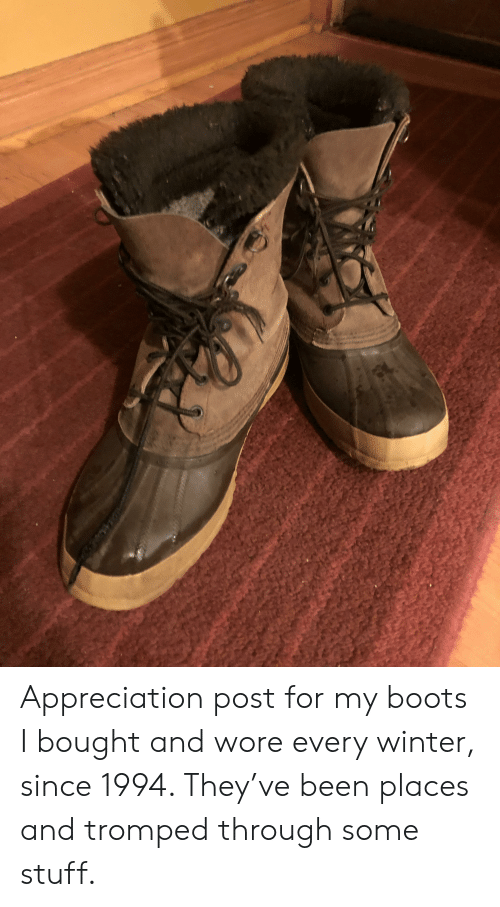 38551df4333f Appreciation Post for My Boots I Bought and Wore Every Winter Since ...
