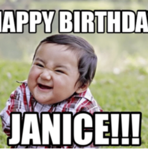 appy birthda janice 13970230 search happy birthday wayne memes on me me