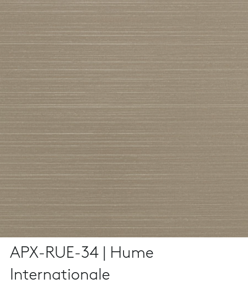 APX-RUE-34 | Hume Internationale | Hume Meme on ME ME