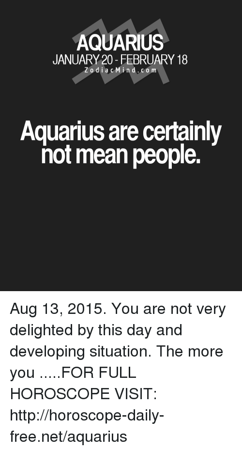 Some Famous Aquarians That Share Your Sign!
