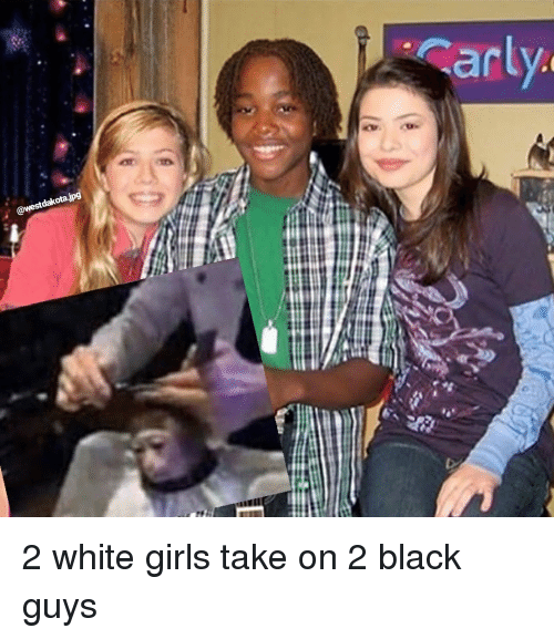 Black Man 2 White Girls