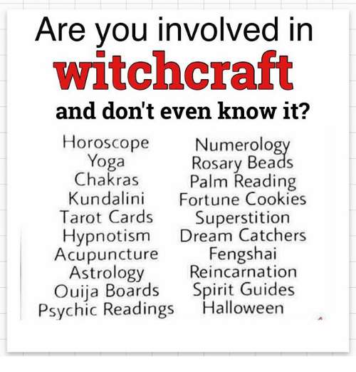 cookies halloween and memes are vou involved in witchcraft and dont