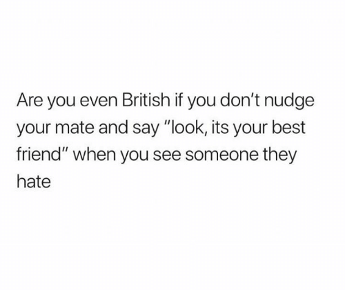Who mates know you are your The Difference