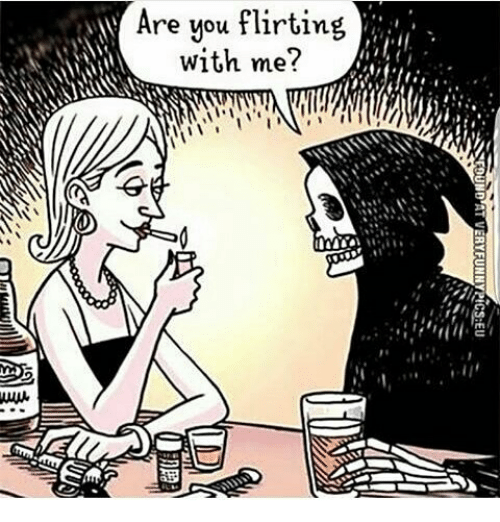 flirting memes with men images black and white clipart