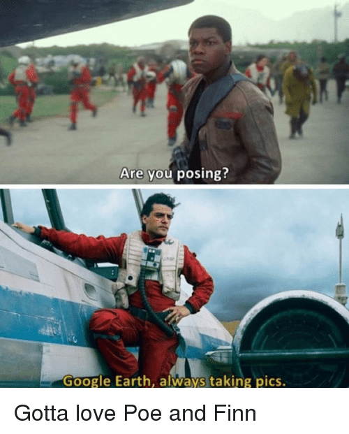 finn and poe relationship quotes