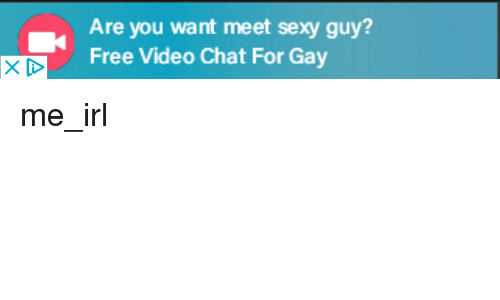Free gay video chat