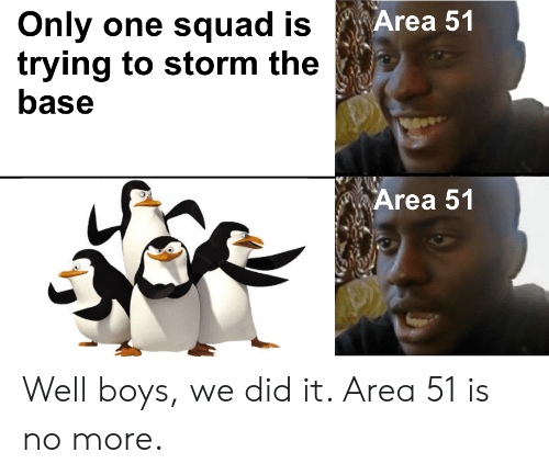 Area 51 Only One Squad Is Trying to Storm the Base maArea 51