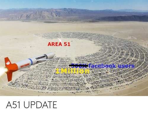 AREA 51 TOMAHAWN RAYTHEON E Facebook Users A51 UPDATE