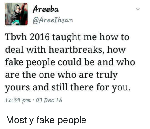 Areeba Reeihsan Tbvh 2016 Taught Me How To Deal With Heartbreaks How