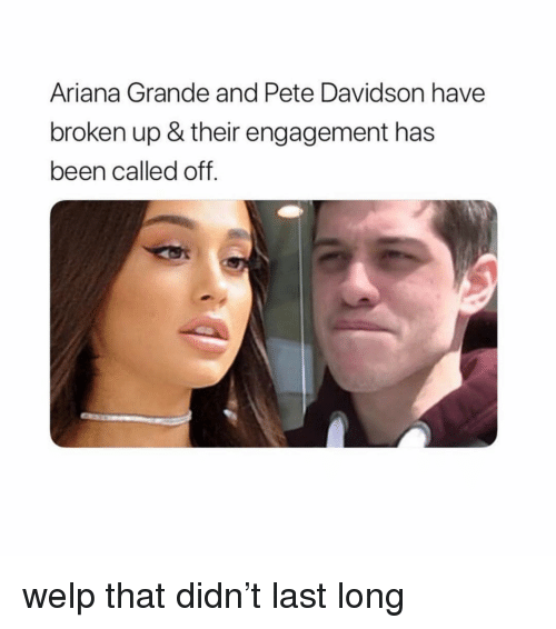 Dating girl who broke off engagement