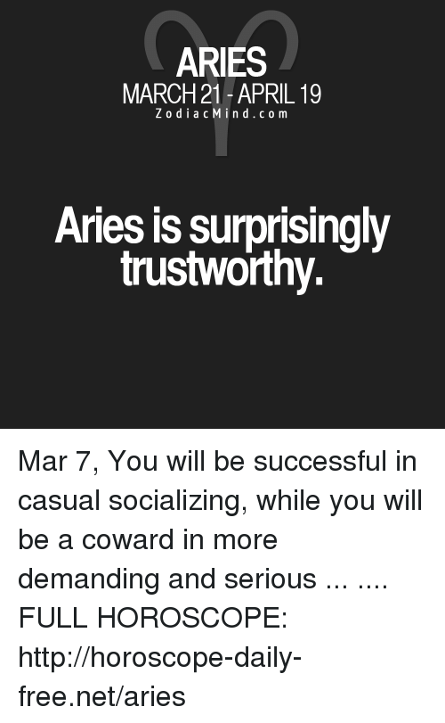 Success Likely, But Will Require Hard Work As Foreseen In Aries Career And Business Horoscope 12222