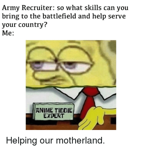 what skills can you bring