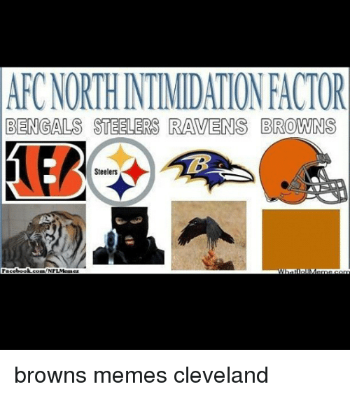 Aro Northntimidationactor Bengals Steelers Ravens Browns Steelers