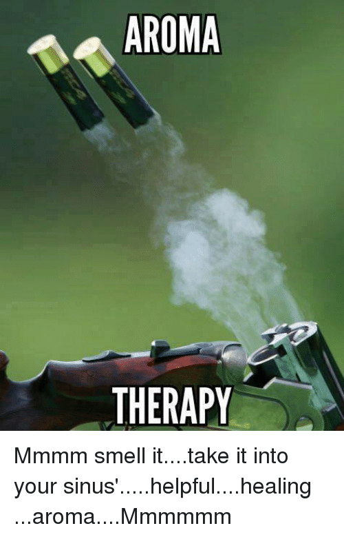 AROMA THERAPY | Smell Meme on ME ME