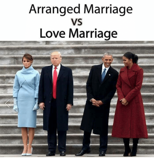 how to know the marriage is love or arranged