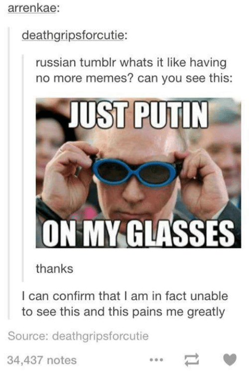 arrenkae deathgripsforcutie russian tumblr whats it like having no more 2506435 ✅ 25 best memes about russian tumblr russian tumblr memes,Whats The Latest Meme
