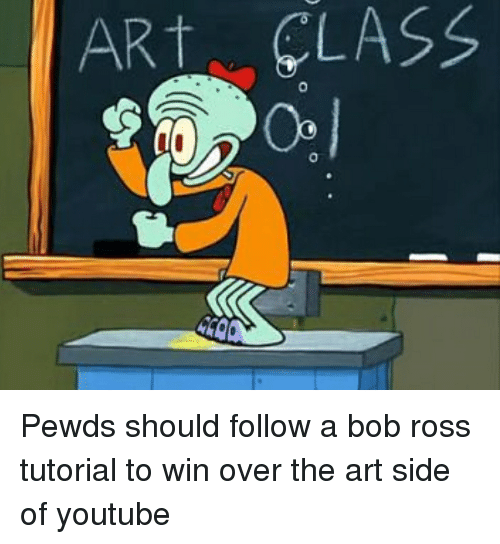 Art Class Youtubecom Meme On Meme