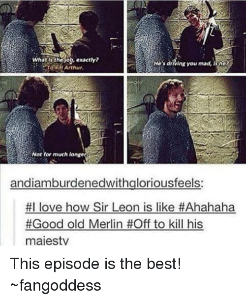 Arthur Not For Much La Andiamburdenedwithgloriousfeels I Love How