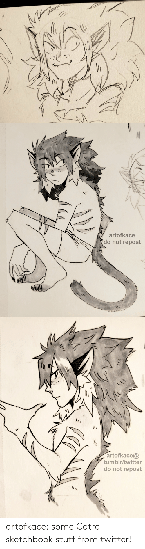 Tumblr, Twitter, and Blog: /-   artofkace  do not repost   artofkace@  tumblr/twitter  do not repost  I artofkace:  some Catra sketchbook stuff from twitter!