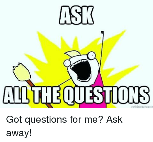 25 Best Memes About Why U Asking All Them Questions Why U