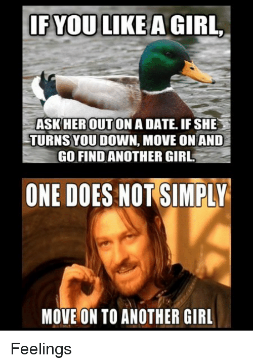 how to ask another girl out