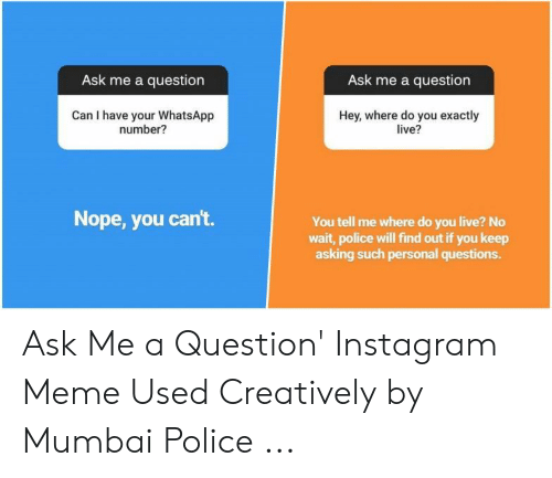 Best Questions To Ask On Instagram Ask Me Anything ✓ Satu