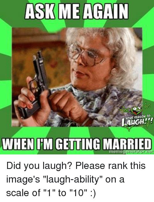 Married Meme