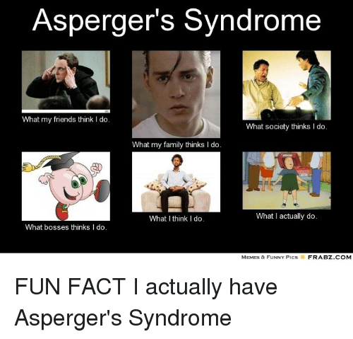 Dating a person with asperger s syndrome