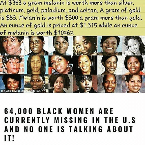 At $353 a Gram Melanin Is Worth More Than Silver Platinum
