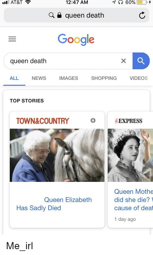 At&T 1247 AM Ae Queen Death Google Queen Death ALL NEWS IMAGES