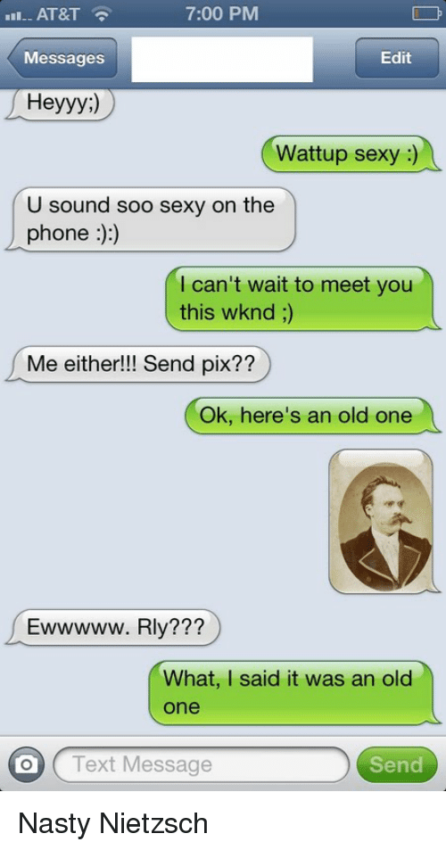sexy text messages to send