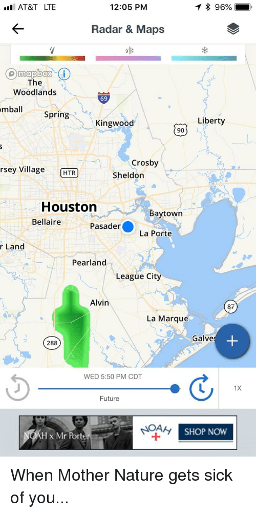 At T Lte 1205 Pm 96 Radar Maps The Woodlands 69 Mball Spring Kingwood Liberty 90 Crosby Rsey Village Sheldon Houstorn Bellaire Baytown Pasader La Porte