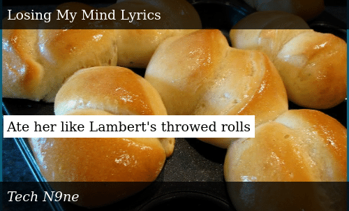 Ate Her Like Lambert's Throwed Rolls | Donald Trump Meme on
