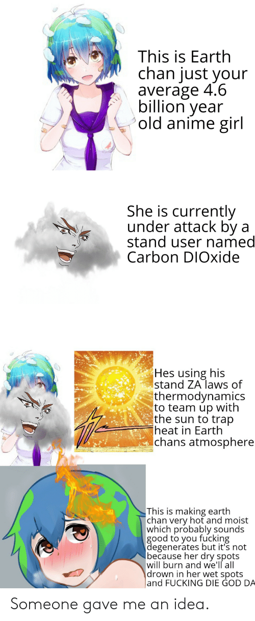 earth chan hot