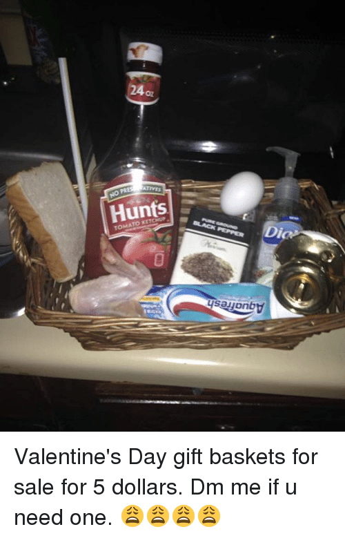 Atives Pre No Hunts Tomato Valentine S Day Gift Baskets For Sale For