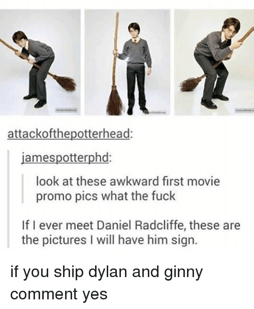 harry and ginny meet the dursleys at first refused