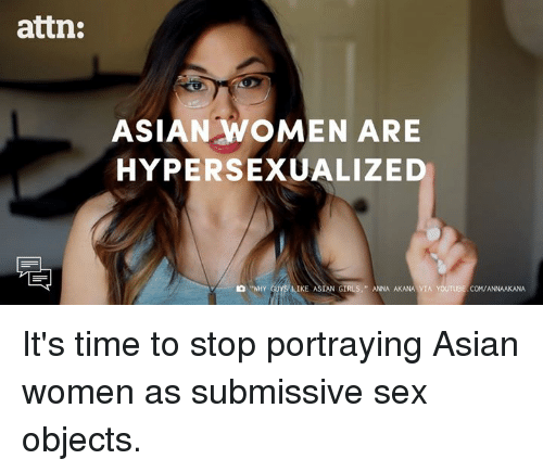 Hypersexualized women